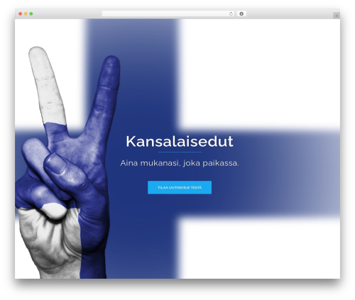 Sydney top WordPress theme - kansalaisedut.com