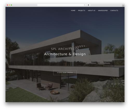 Sydney WordPress theme free download - spl-arquitectos.com