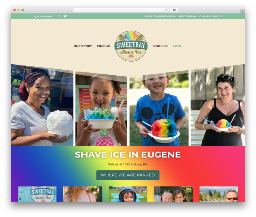 Divi best WordPress theme - liveaflavoredlife.com