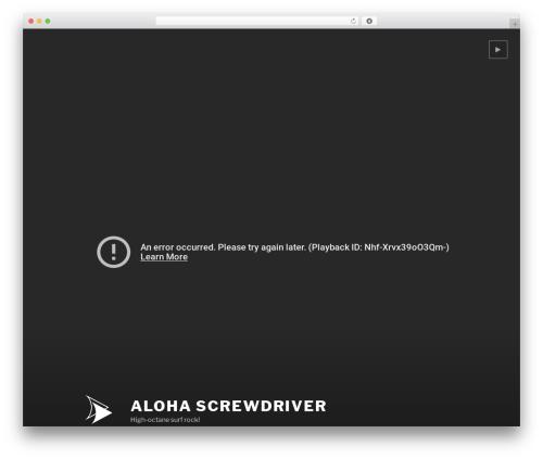Twenty Seventeen WordPress free download - alohascrewdriver.com