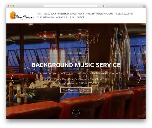 AccessPress Parallax WordPress theme free download - barbackgroundmusic.com