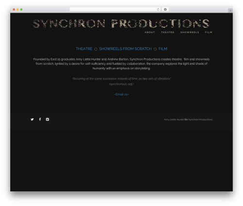 Encase WordPress template free download - synchronproductions.com
