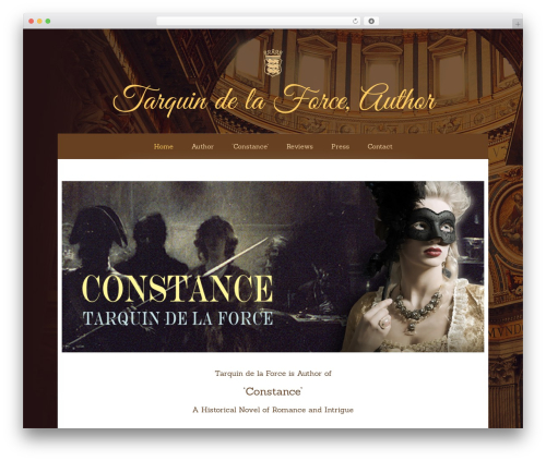 Free WordPress WP-PageNavi plugin - tarquindelaforce.com