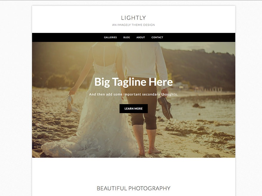 Imagely Lightly best WordPress gallery
