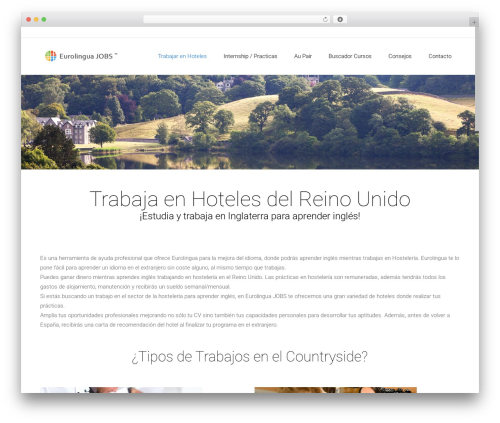 Satellite7 best WordPress template - trabajarenreinounido.com