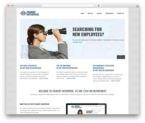 Smartgroup theme WordPress - tolbertenterprise.net