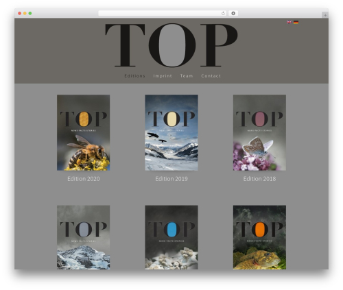 Striking MultiFlex & Ecommerce Responsive WordPress Theme WordPress ecommerce theme - top-magazin.ch