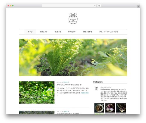 Ultra Rocket Man best WordPress template - tanemakuto.me