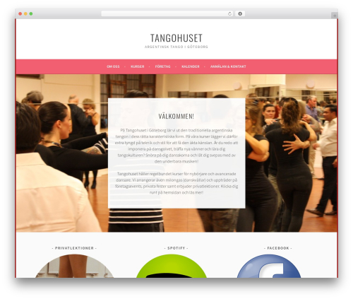 Free WordPress Timetable and Event Schedule by MotoPress plugin - tangohuset.se