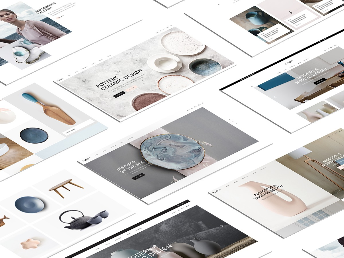 Tonda WordPress shopping theme