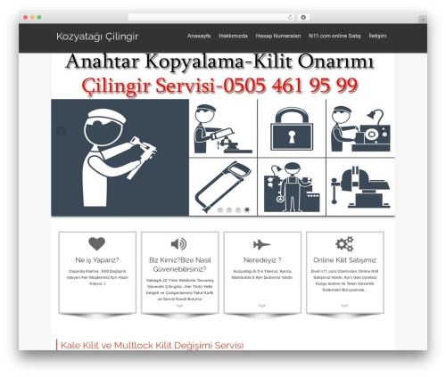 isis WP template - kozyatagicilingir.com