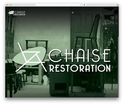 WordPress theme Betheme - chaiserestoration.com