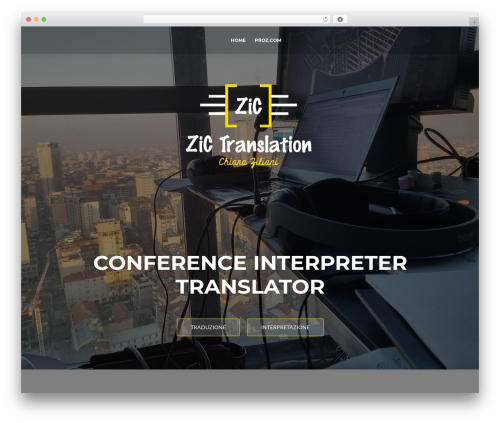 ResponsiveBoat WordPress template - zictranslation.com