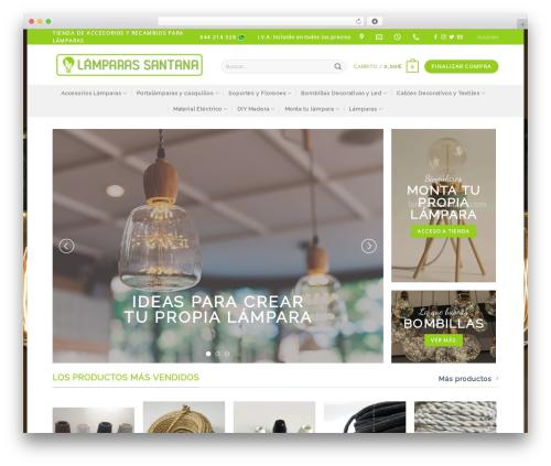 Free WordPress Companion Sitemap Generator plugin - lamparasantana.com