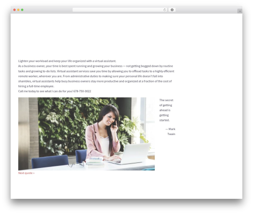 Sydney WordPress template free download - thirdringservices.com
