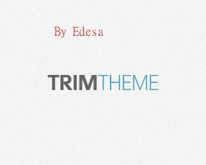Theme WordPress Trim Child