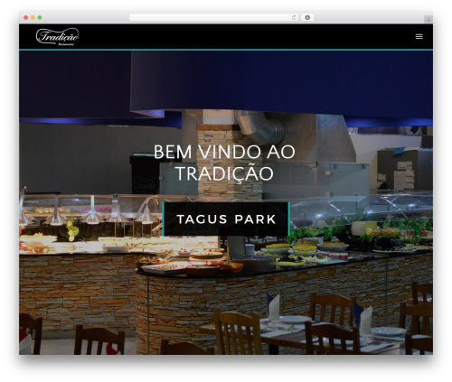 Awe-Ambrosia best restaurant WordPress theme - tradicaorestaurante.pt