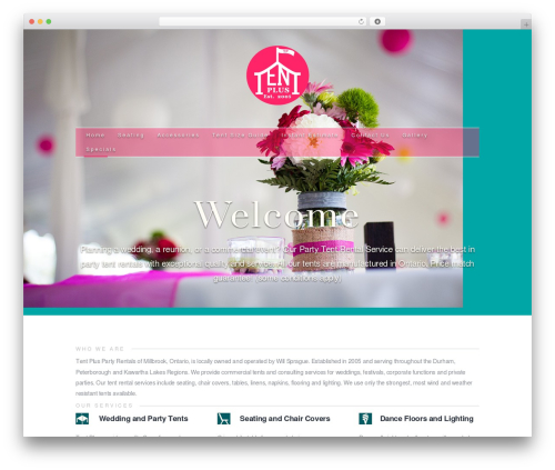 Free WordPress Gmedia Photo Gallery plugin - tentplus.ca