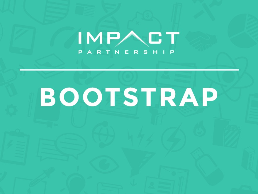 Impact Bootstrap best WordPress template