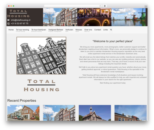 Free WordPress WP Simple Galleries plugin - totalhousing.nl