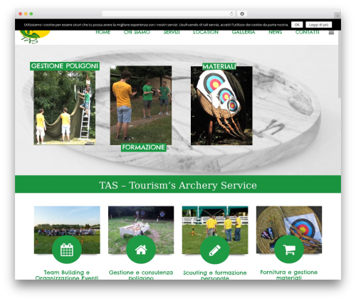 Subway WordPress theme - tasarchery.com