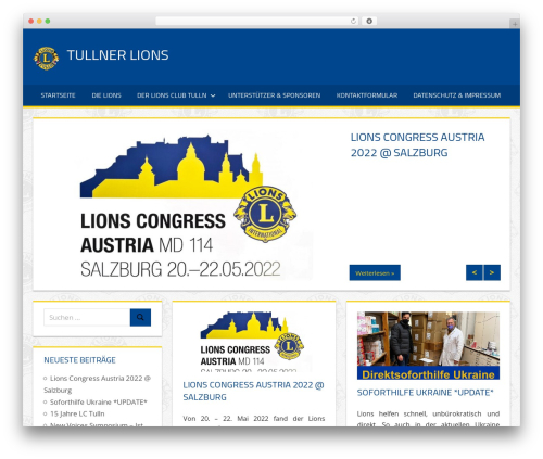 Tortuga WordPress template free download - tullner-lions.at