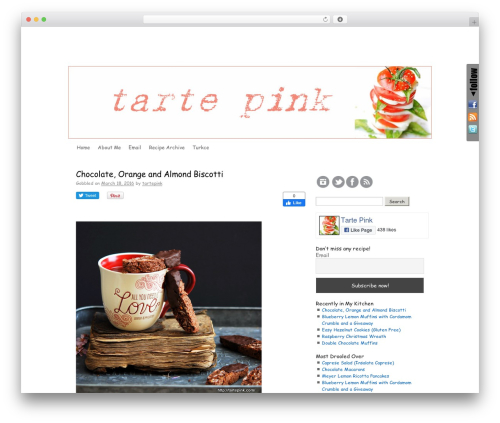 "Free WordPress Pinterest ""Pin It"" Button plugin - tartepink.com"
