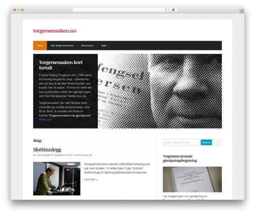 Free WordPress SlickQuiz plugin - torgersensaken.no