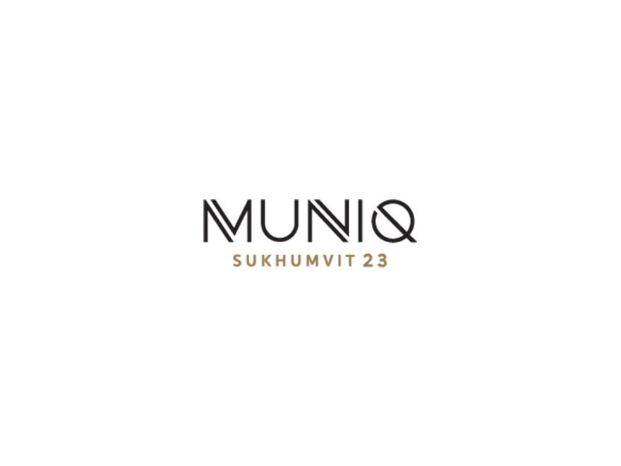 Muniq Theme WordPress theme design
