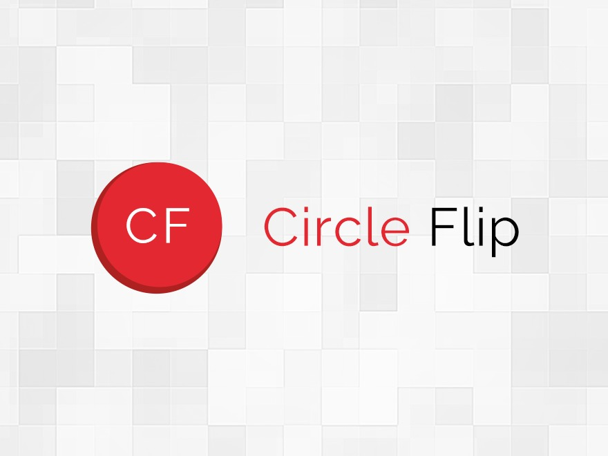Circle Flip theme WordPress