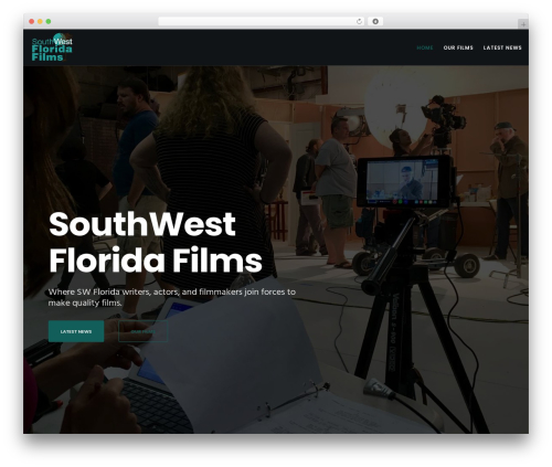Movedo top WordPress theme - southwestfloridafilms.com
