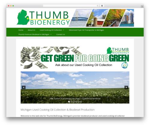 GeneratePress WordPress theme download - thumbbioenergy.com