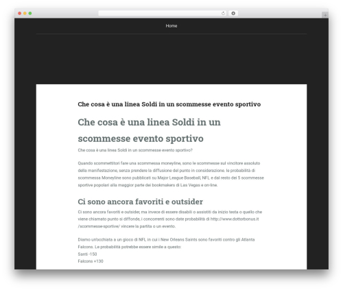 Best WordPress theme Padhang - orionoutboards.com