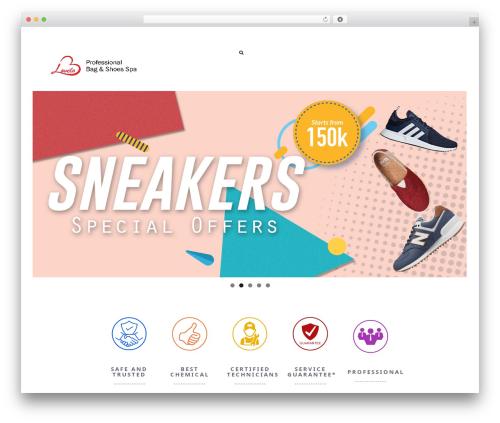 Theme WordPress Narcos - lovelospa.com