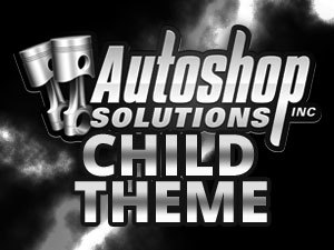 Autoshop Solutions Child best WooCommerce theme