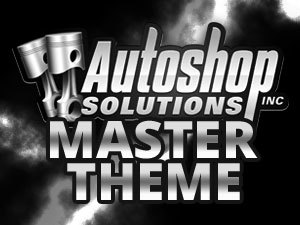 Autoshop Solutions Master WordPress ecommerce theme