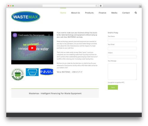 WordPress wp-recaptcha plugin - wastemax.com.au