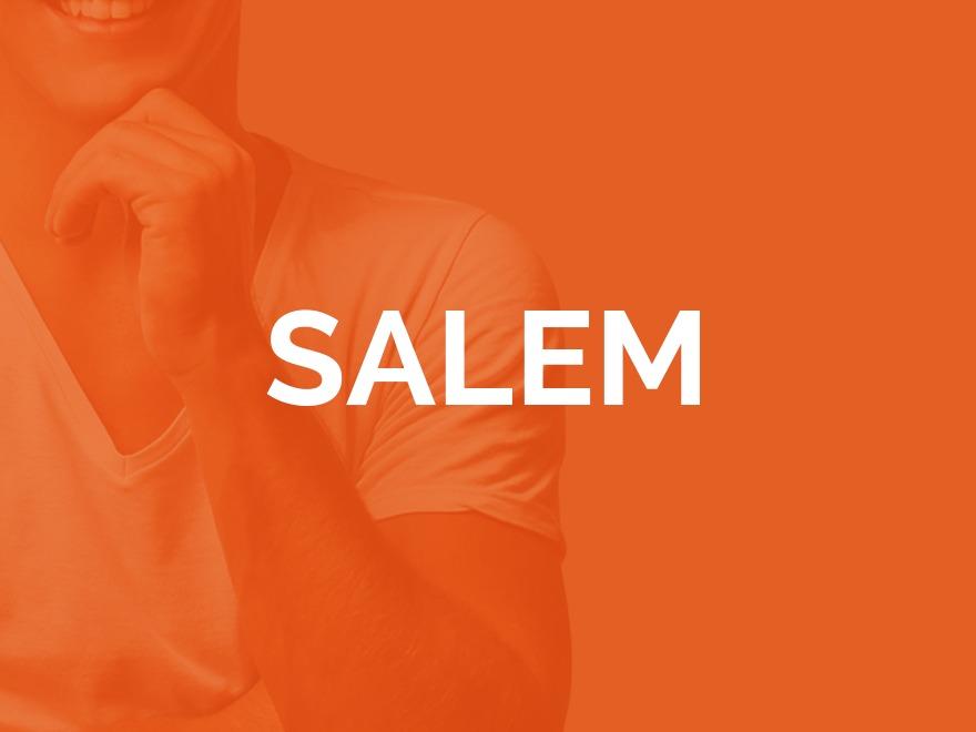 Best WordPress template Salem