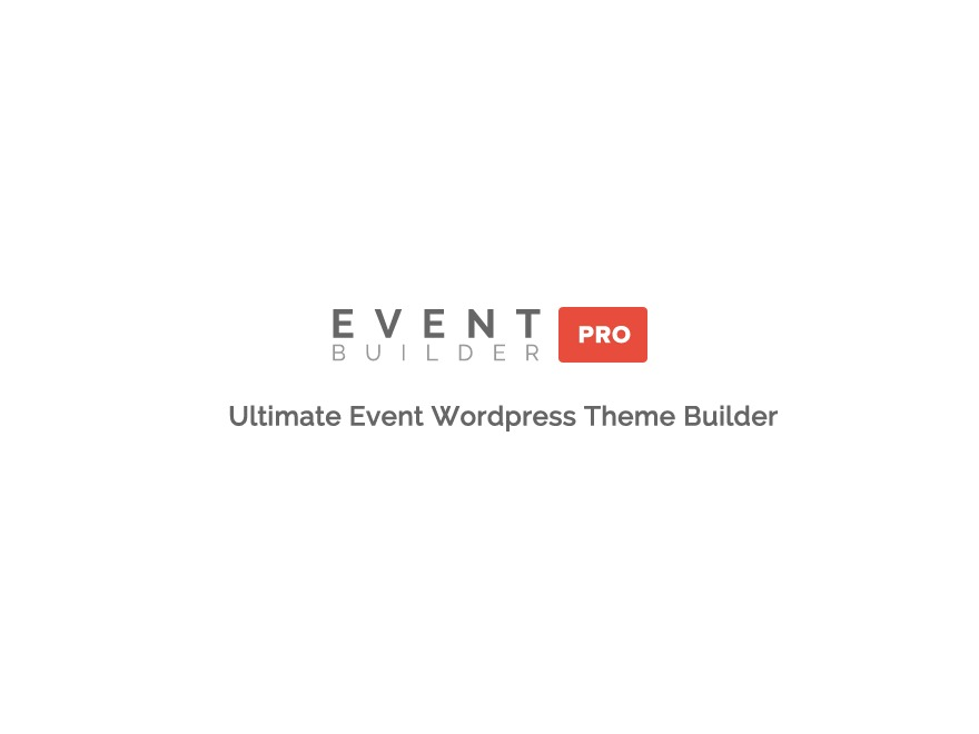 Best WordPress theme EventBuilder - Event Builder WordPress Theme