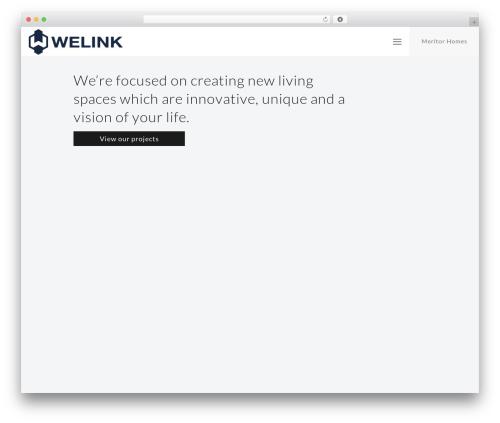 Betheme WP template - welink.com.au