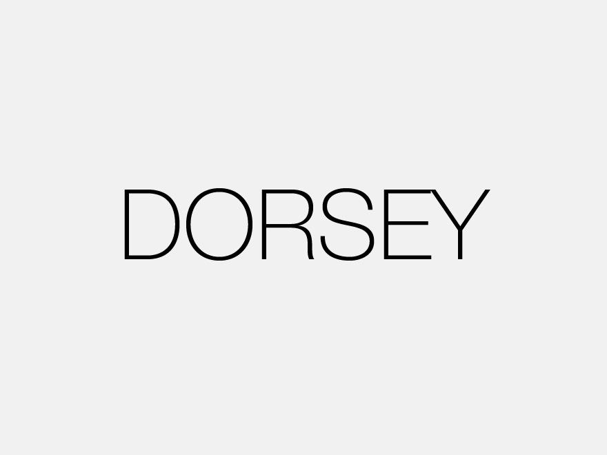Dorsey WordPress theme