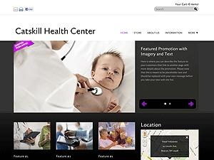 Health & Medical Care medical WordPress theme