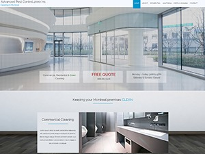 Janitorial 2 V8 WordPress template