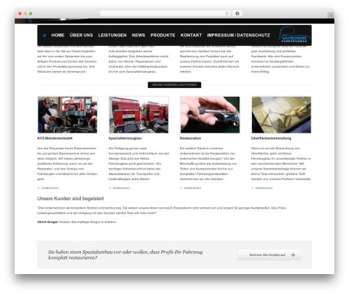 Lightning WordPress free download - weise-fahrzeugbau.de