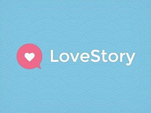 LoveStory WordPress template