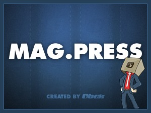 mag.Press WordPress news template