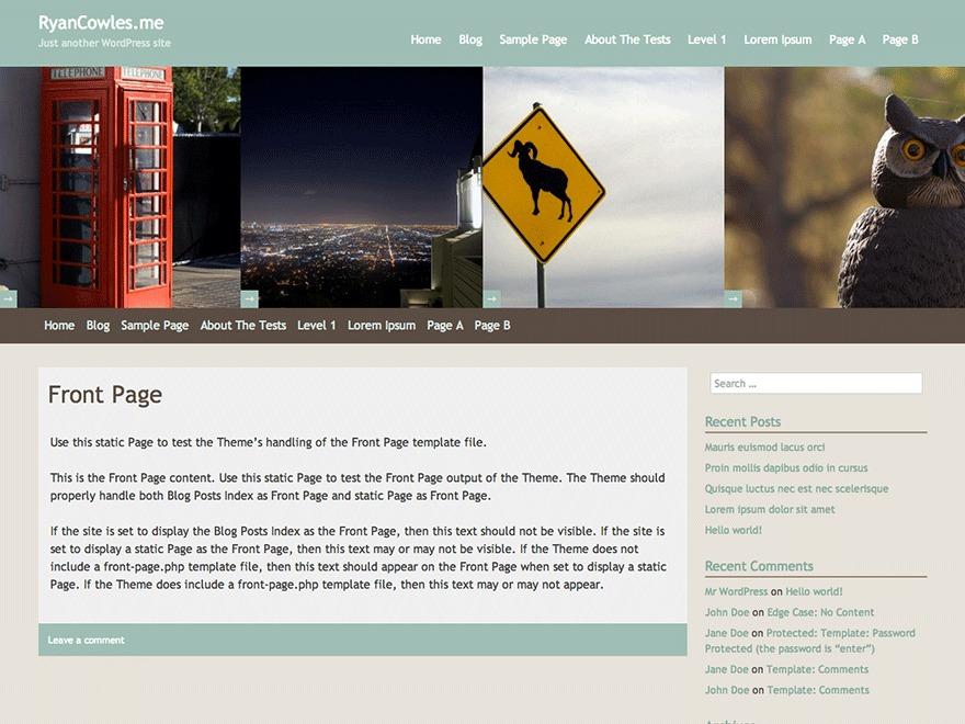 meta_s2 WordPress photo theme