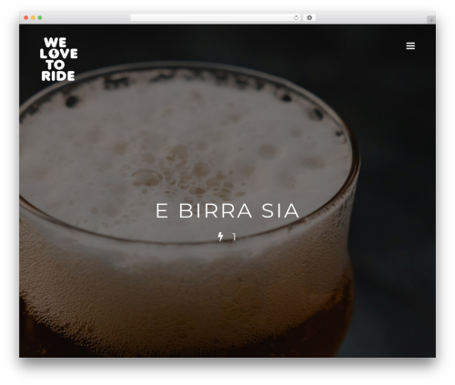 Ness WP template - welovetoride.it