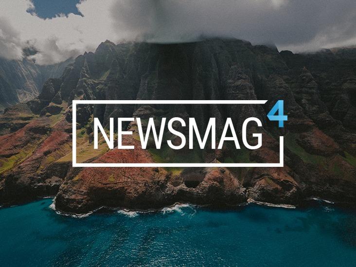 Newsmag WordPress magazine theme