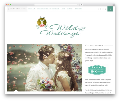Free WordPress WP Poll plugin - wild-weddings.de